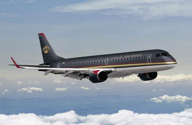 royal jordanian flight information
